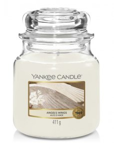 Yankee Candle Angel's Wings średnia